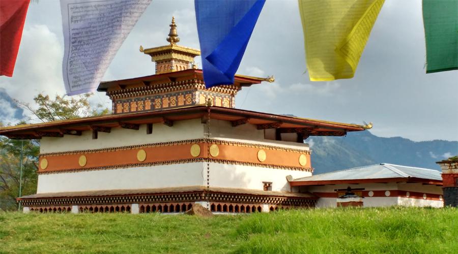 Chhimi Lhakhang Punaka