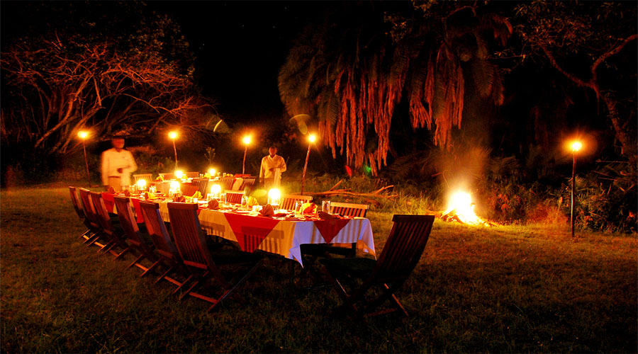 Keekorok Lodge Dinner Lodge