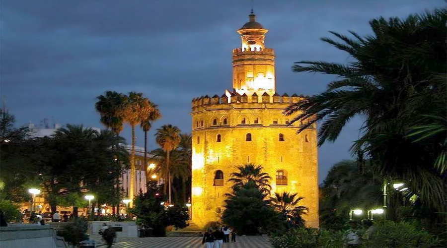 Golden Tower Seville
