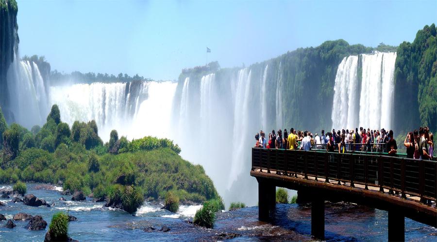 Iguassu Falls Buenos Aires