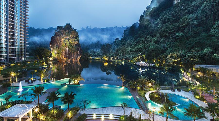 Ipo Resort Malaysia Pool