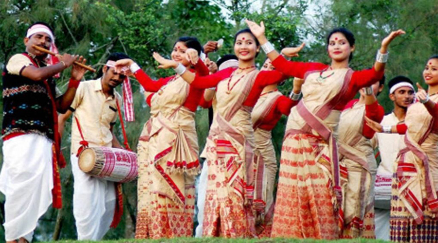 Joomar Dance Kaziaranga