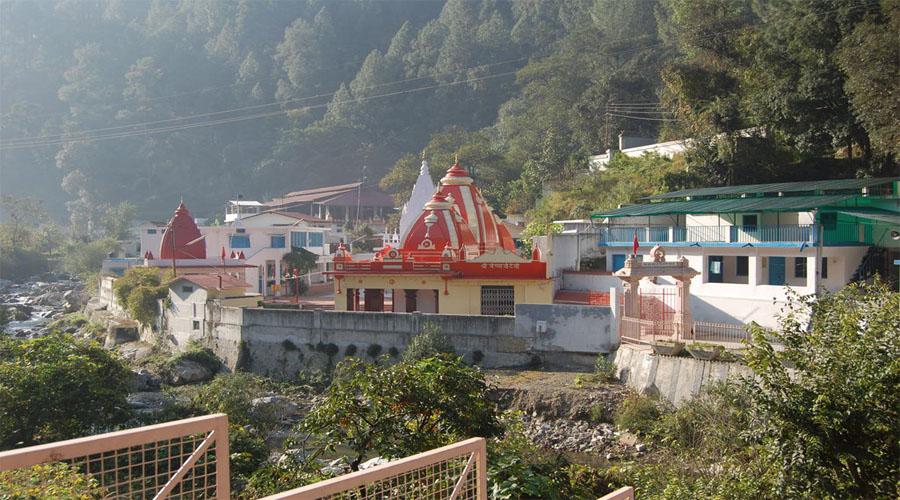 Kaichi Temple
