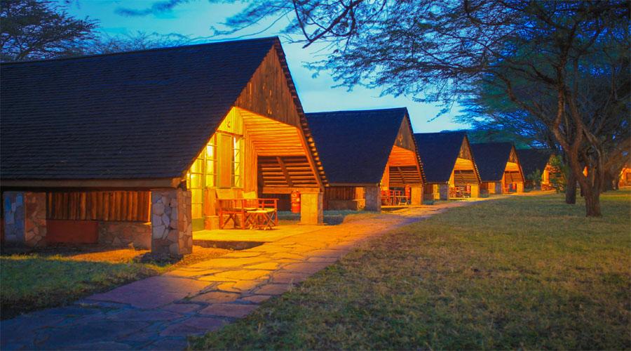 Keekorok Lodge Masai Mara Reserve