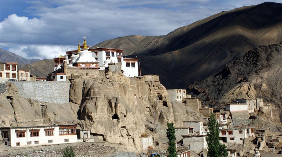 Lamayaro Monastry Leh
