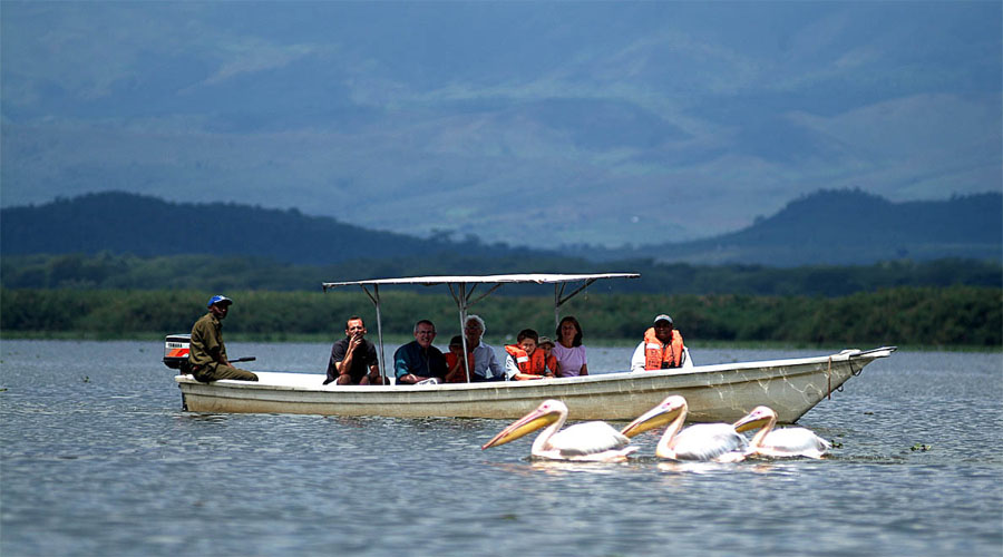 Lake Naivasha Boat Ride