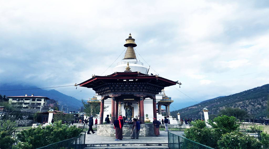 National Memorial Chorten ThimpuB