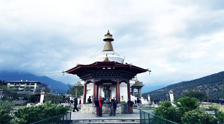 National Memorial Chorten Thimpu