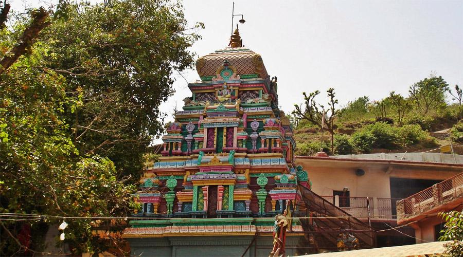 NeelKant Temple Haridwar