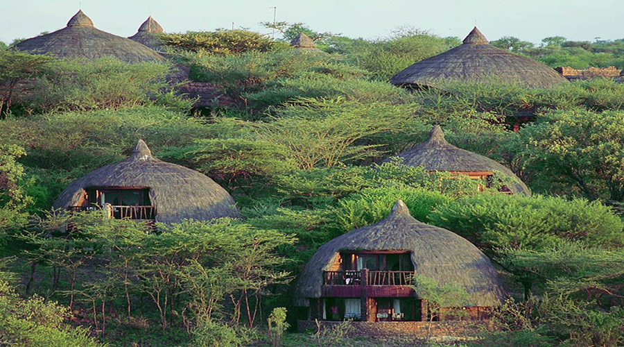 Ngorongoro Lodge