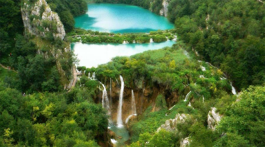 Plitvice Lake Croatia