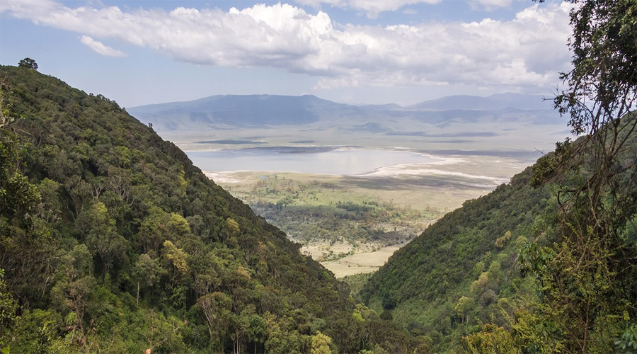 Great Rift Valley Lake Manyara