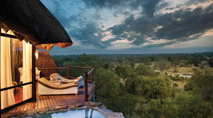 Kruger National Park Deluxe Camp