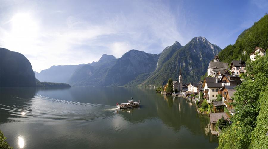 Salzkammergut Lake Salzburg