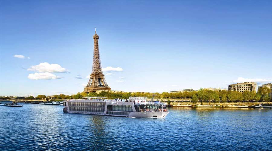 Sceine Cruise Paris