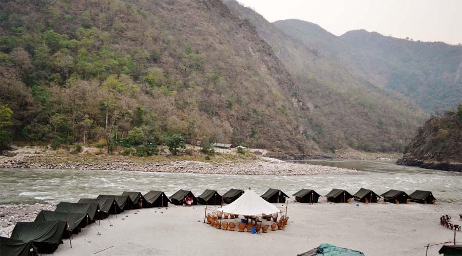 ShivPuri Camping