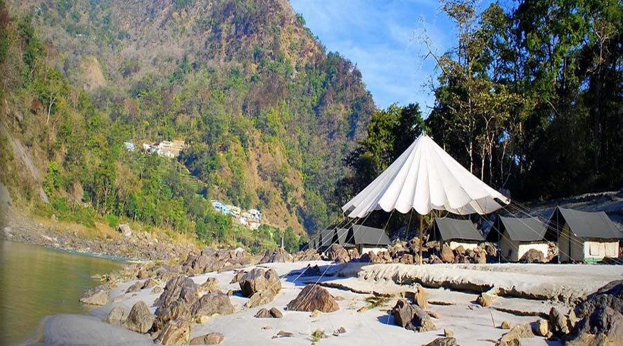 ShivPuri Camping Rishikesh