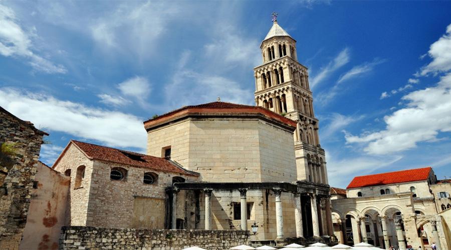 St Duge Catherdral Split