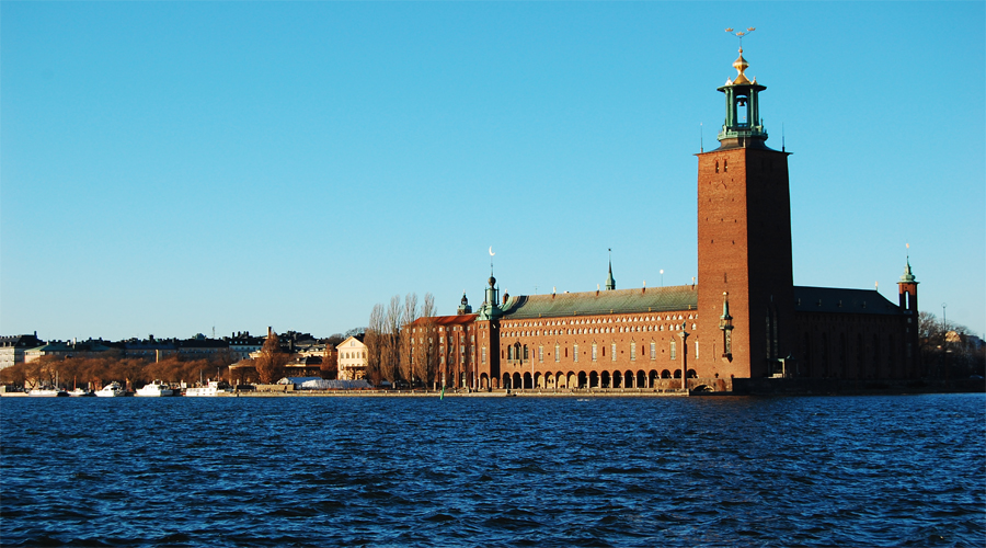 Stockholm City Hall Stockholm