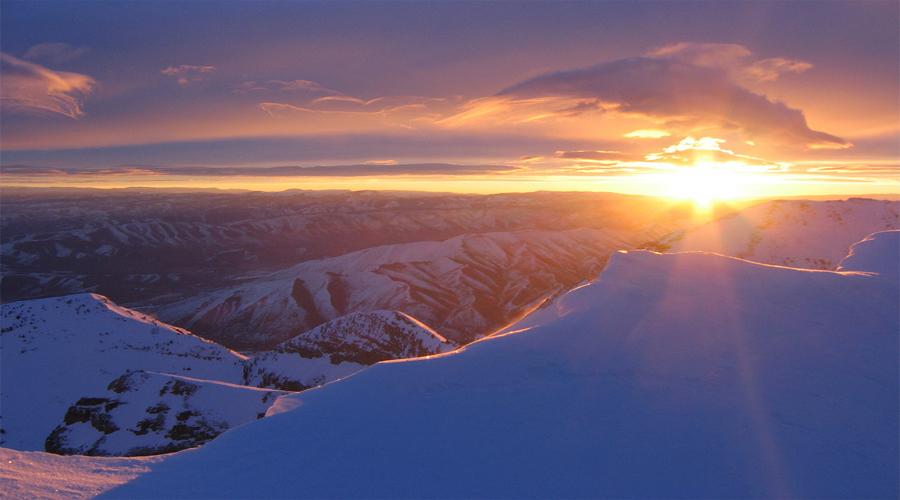 Sun Rise Nagarkot