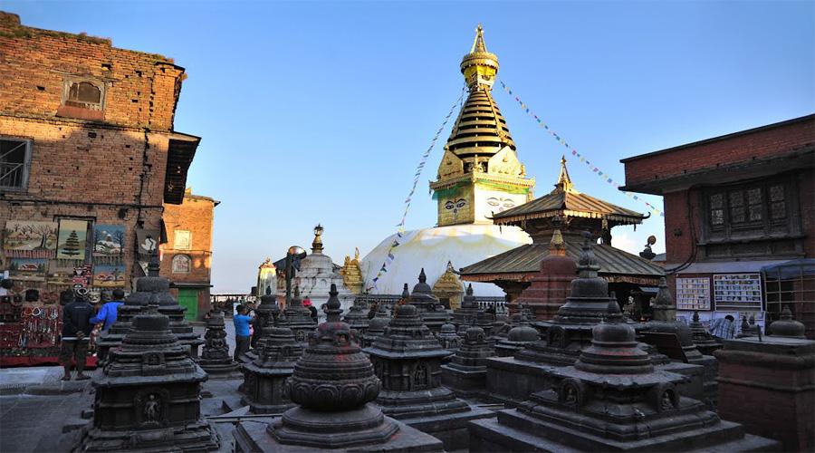 Swoyambhunath Stupa Kathmandu