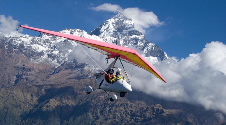 Ultra Flight kathmandu