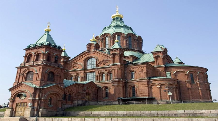 Uspenski Cathedral Helsinki