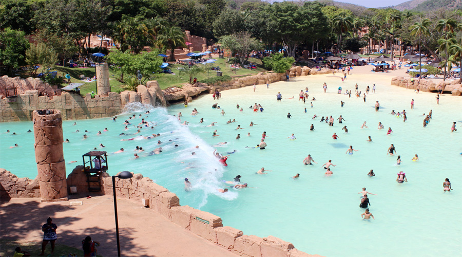 Valley of Waves Sun City