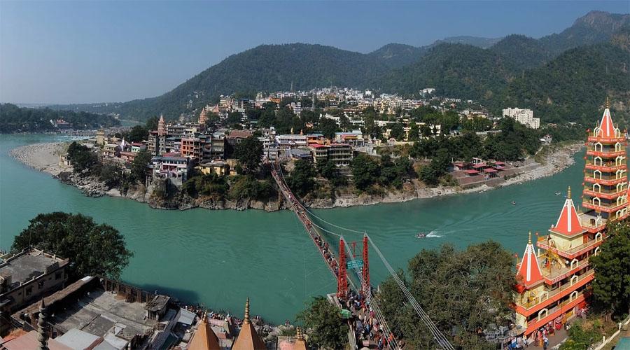 Tehri Garhwal-Rishikesh
