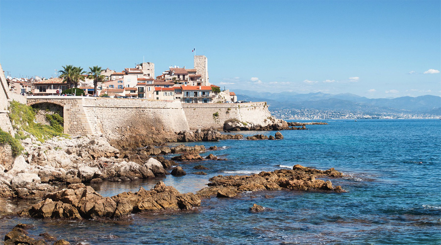 Antibes and St Paul De Vence, Cannes