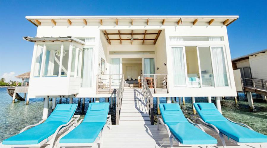 Beach House Room