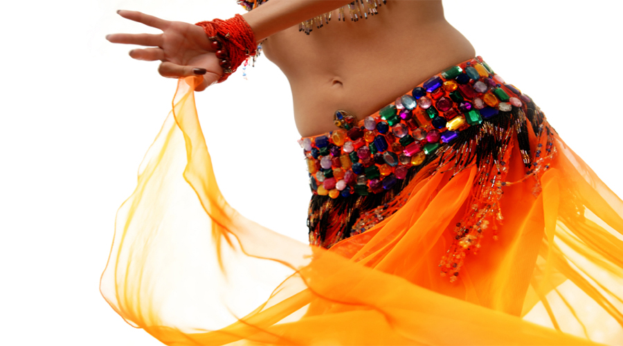 Belly Dance at Desert Safari
