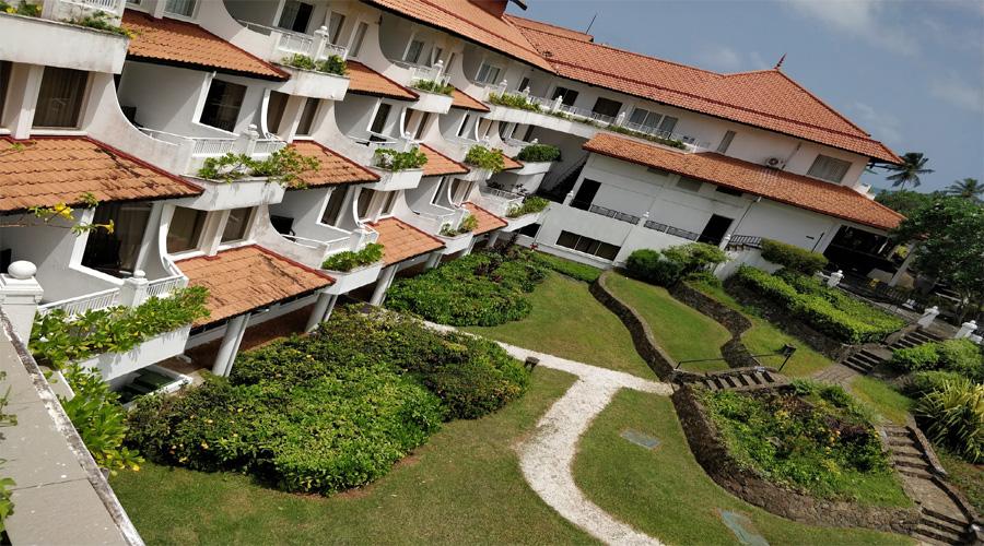 Taj Resort, Bentota