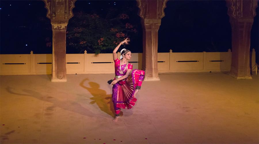 Bharatnatyam at Fort Palace
