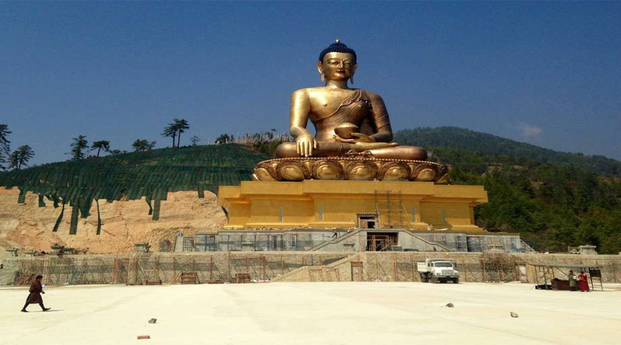 Buddha Statue,Thimpu
