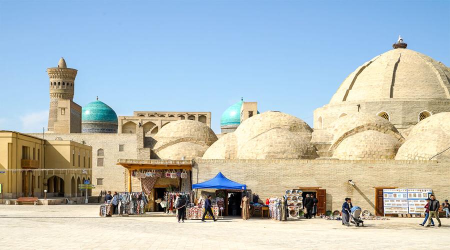 Bukhara dome