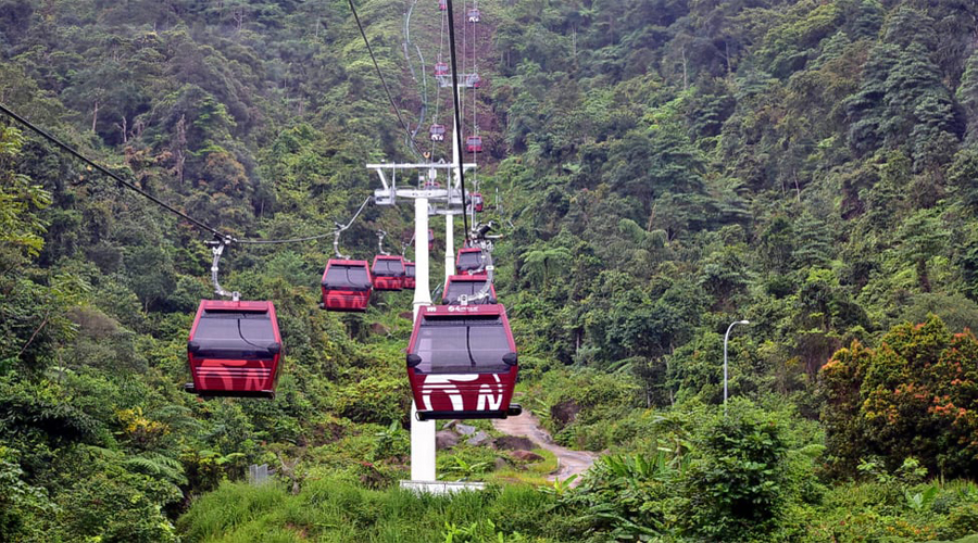 Cable Car Genting