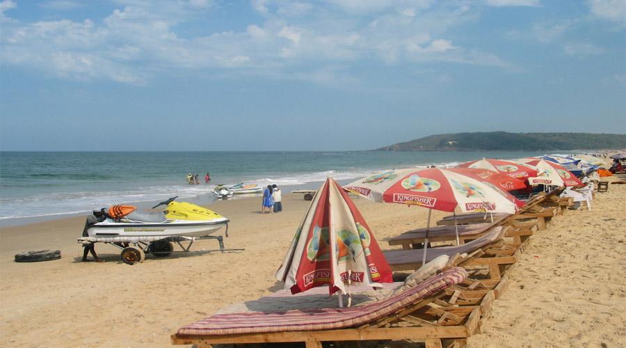 Colva Beach6 South Goa