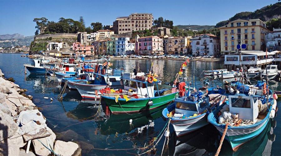 Naples and Sorrento Self Drive