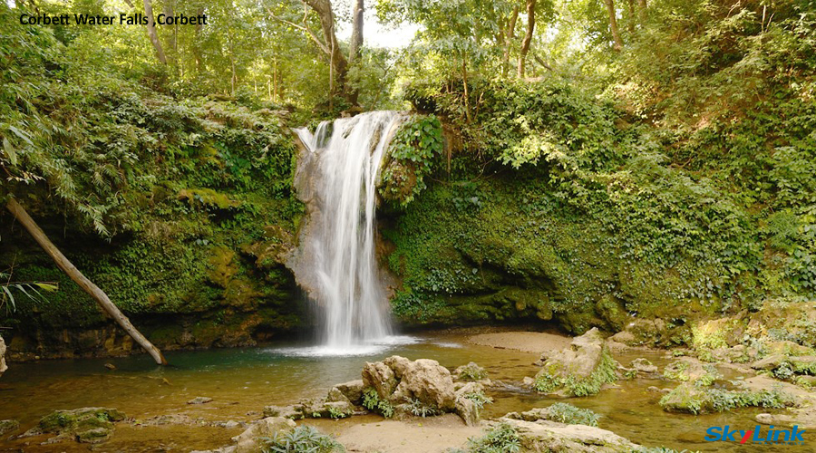 waterfall corbett