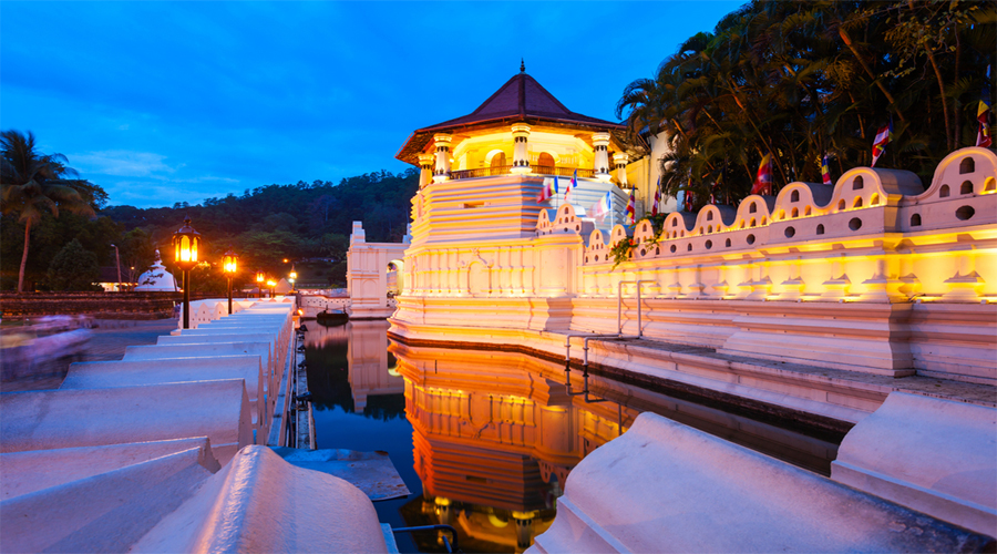 Dalada Maligawa Temple