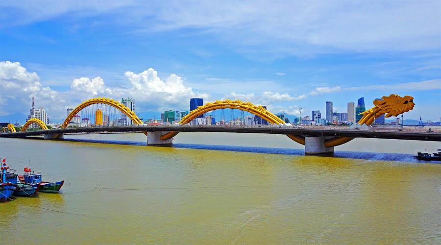 Da-Nang_Dragon Bridge