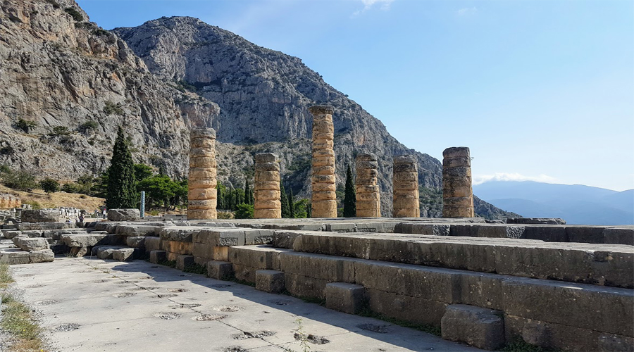 Dephi Day Trip from Athens