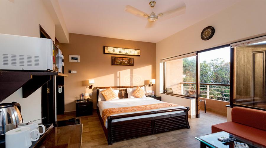 Deluxe Room,La Sunila