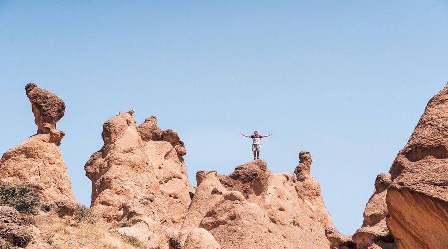 Devrent Valley,Cappadocia