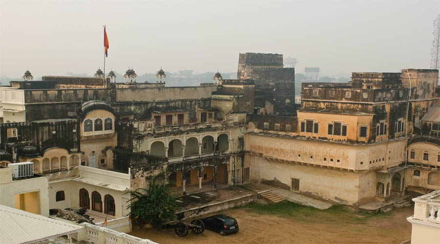 Mandawa Fort