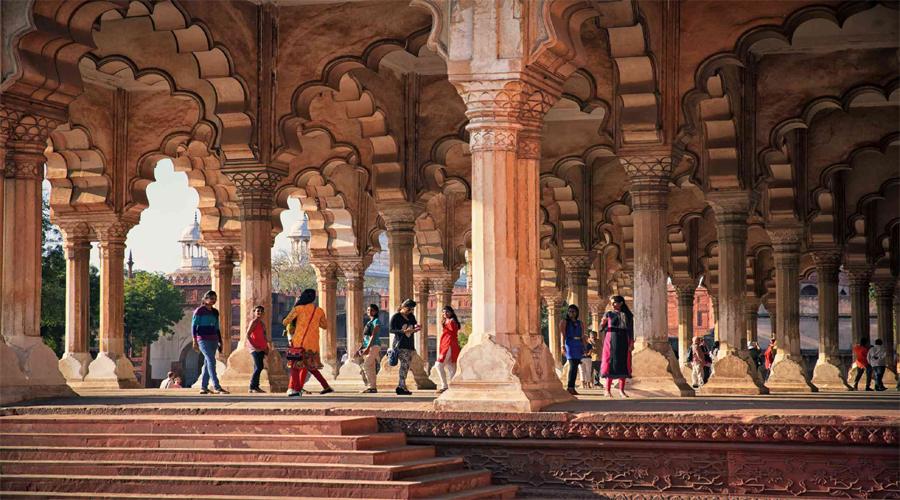Inside fortview