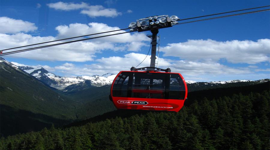 Gondola in Nainital