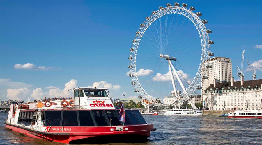 Hop On Hop Off Thames River Cruise