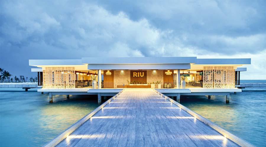 Hotel Riu Atoll Front